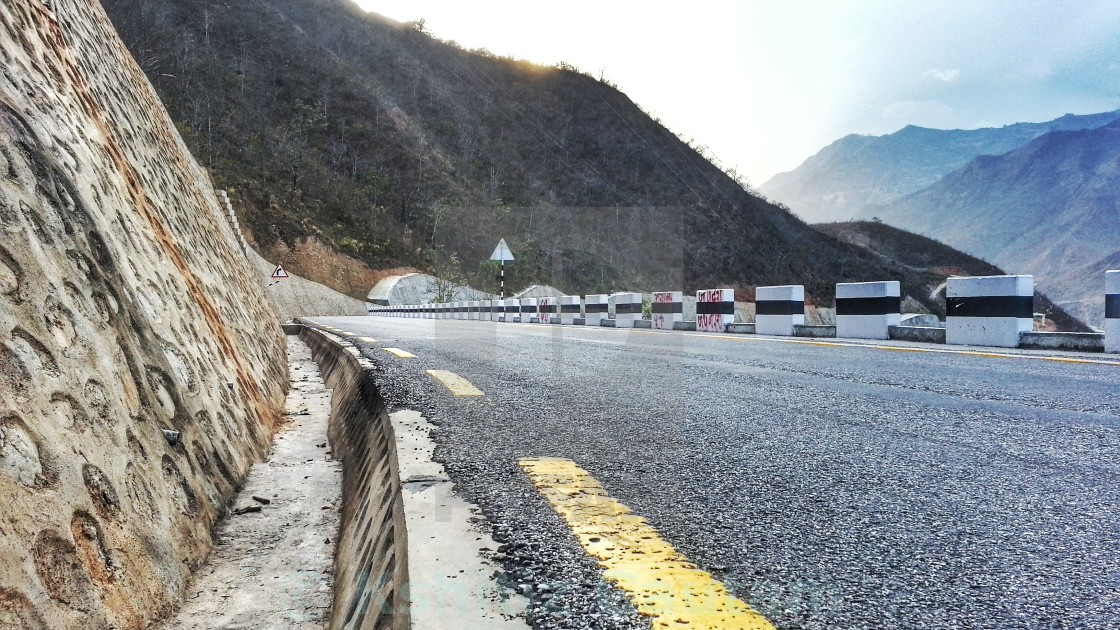 Upgrading of Burtibang-Patihalne Road