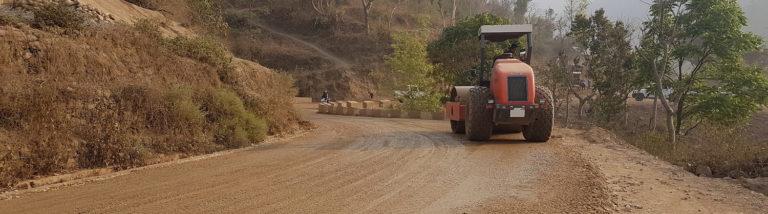Rehabilitation & Reconstruction of Burtibang-Kunga-Bongadovan-Khunkhani Road ,Baglung