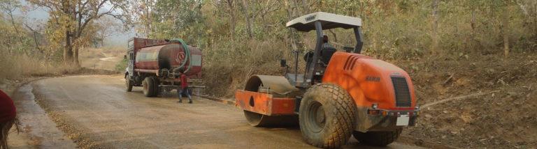 Roadway excavation And Improvement of Bahunepati  Chauri Khola Sector Road