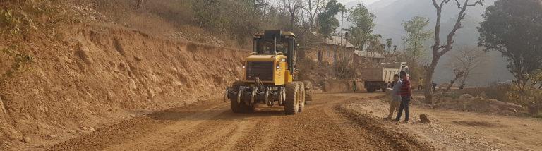 Upgrading of SitalPokhari-Rukumkot-Patihalne Road