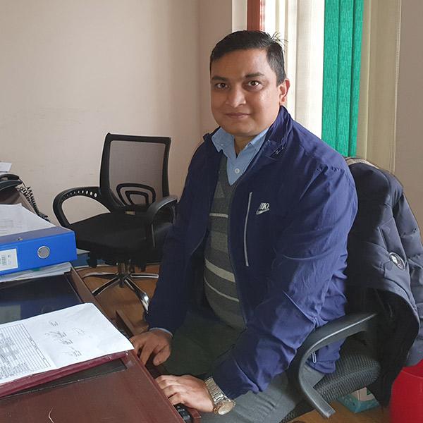 Ranjan Khanal